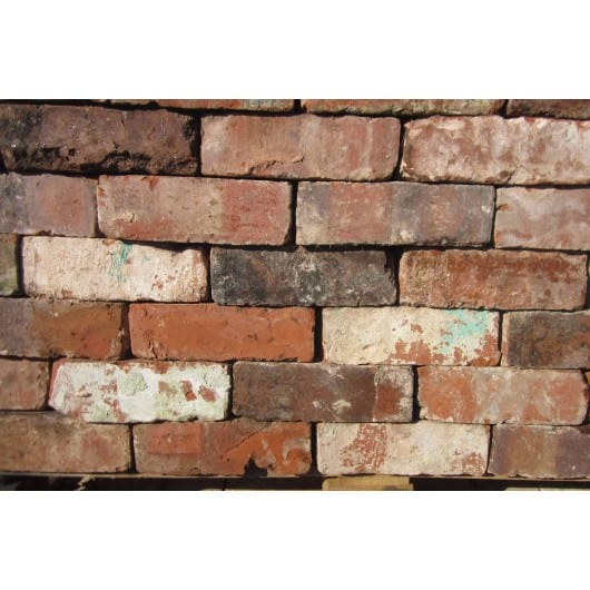 Reclaimed Bricks Mixed Colours